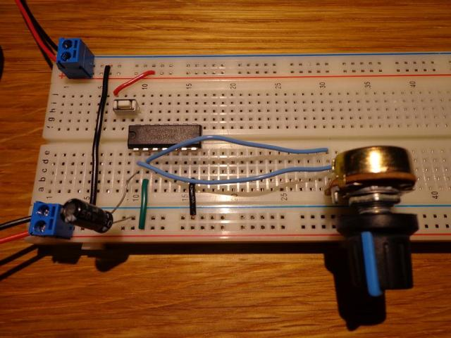 AM Oscillator as Built 2