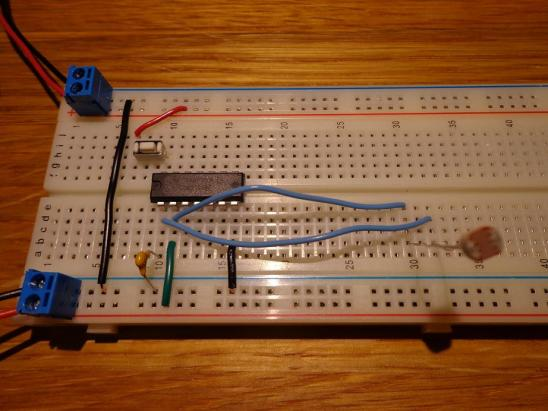 AM Oscillator as Built 3