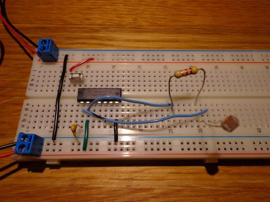 AM Oscillator as Built 4