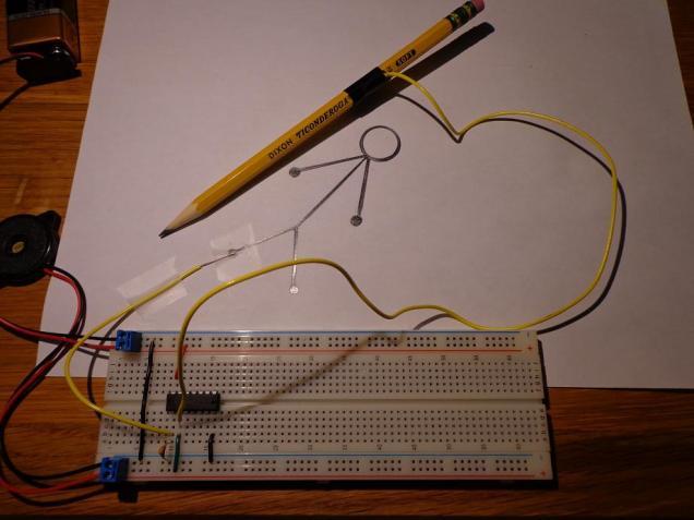 AM Oscillator as Built 5