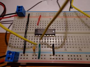 AM Oscillator as Built 9