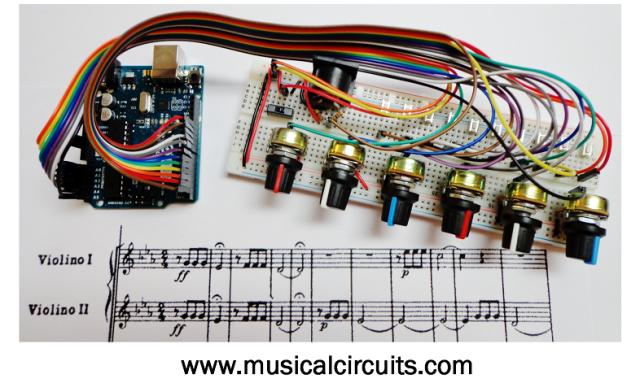 MusicalCircuits