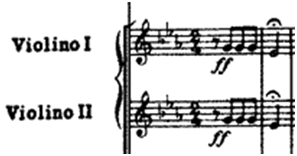Beethoven Two Measures